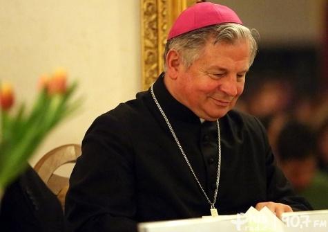 Honoris causa dla biskupa radomskiego